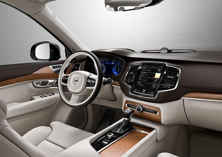 De volvo xc90 suv zweedse elegantie belgi volvo cars for Interieur xc90