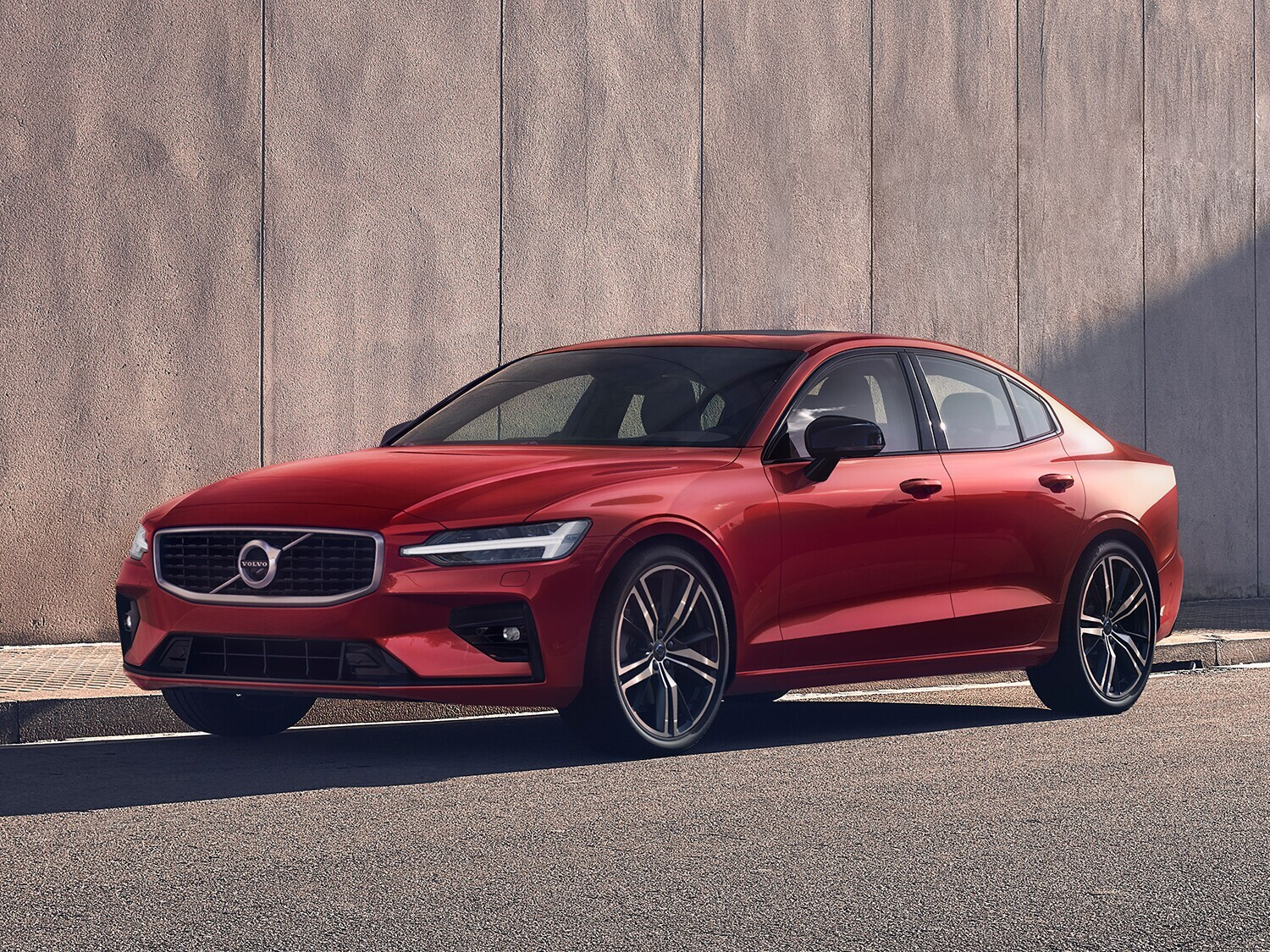 The new S60 and V60