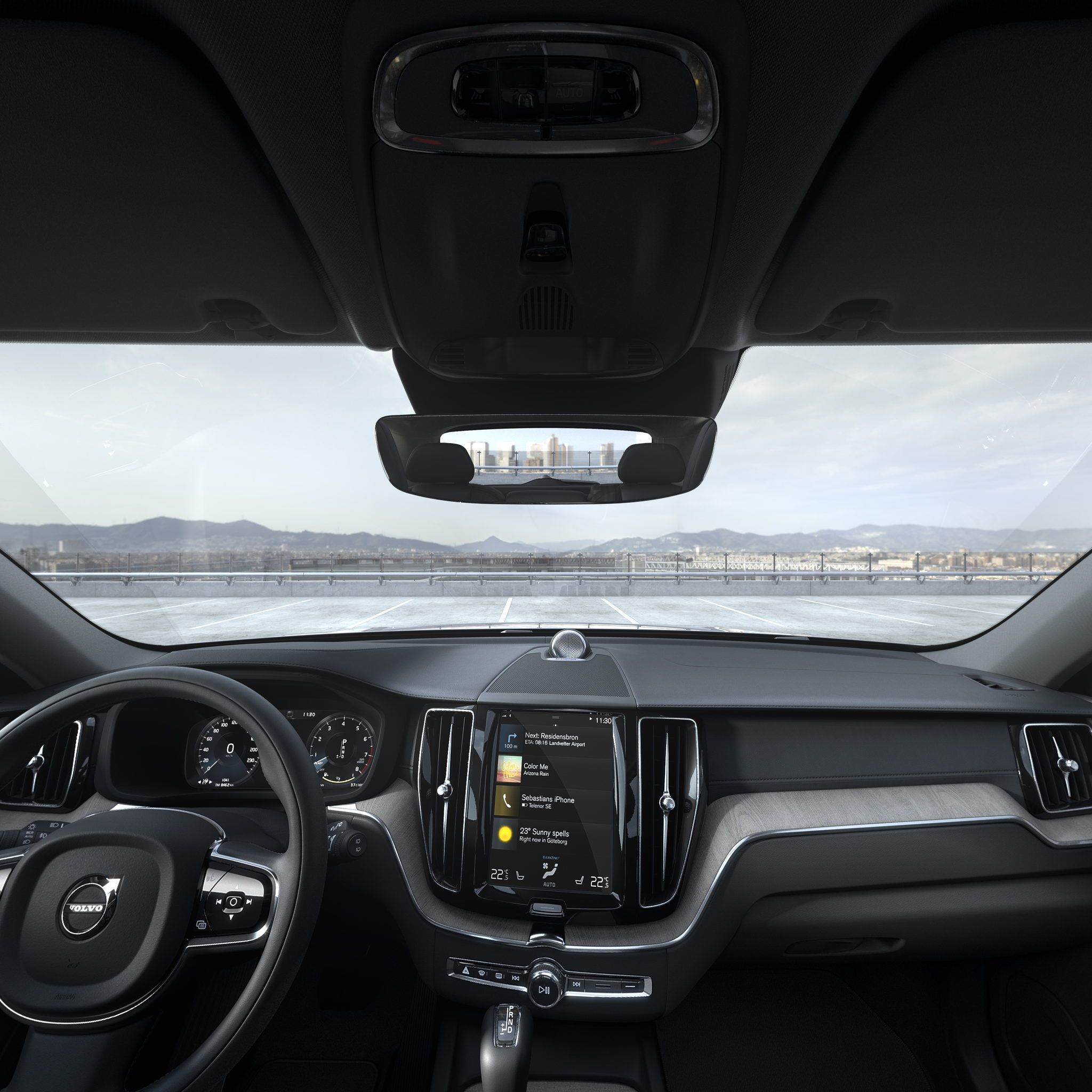 Nuevo Xc60 Volvo Cars