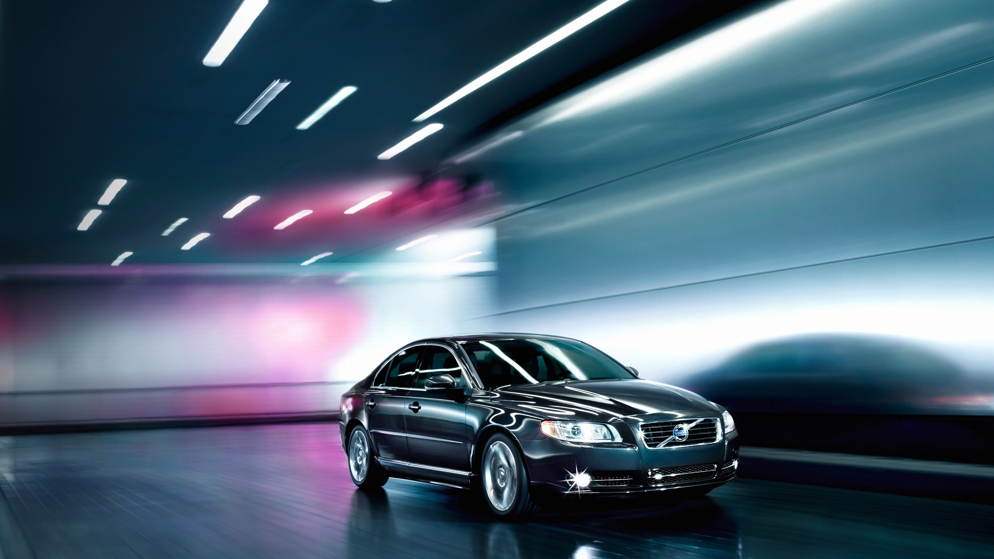 Discover Volvo S80