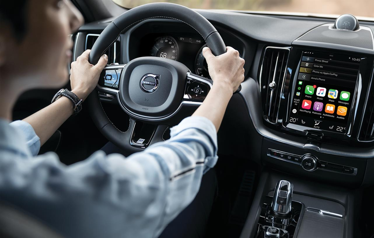 Technology and sound accessories from Volvo Cars