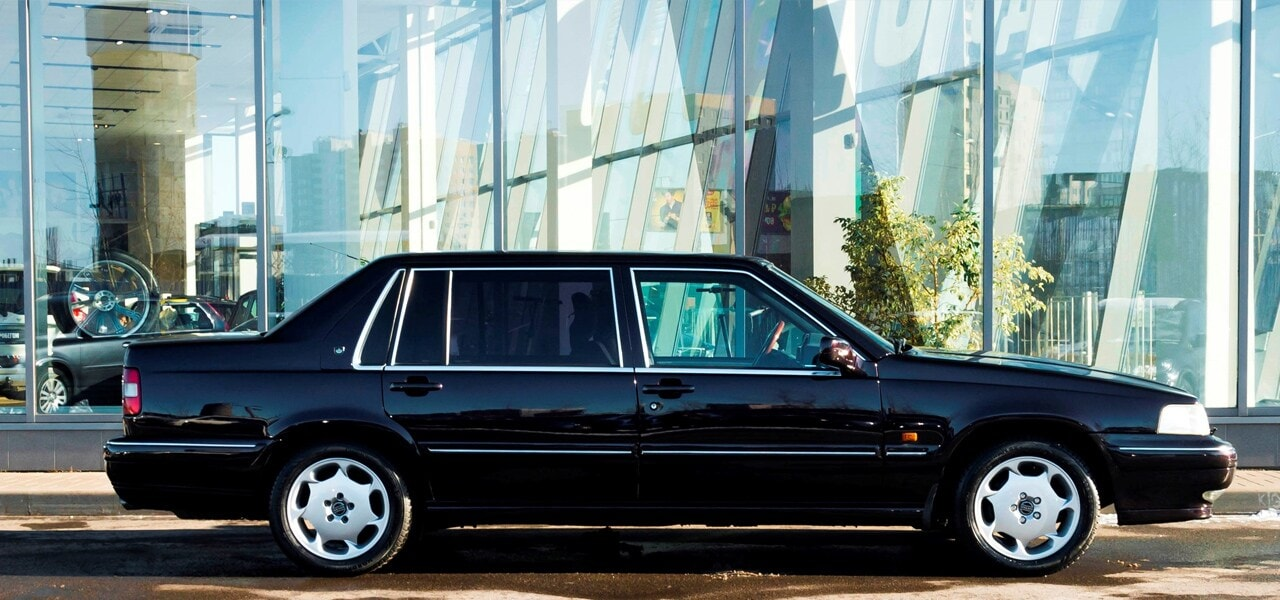 Volvo 960 Royal