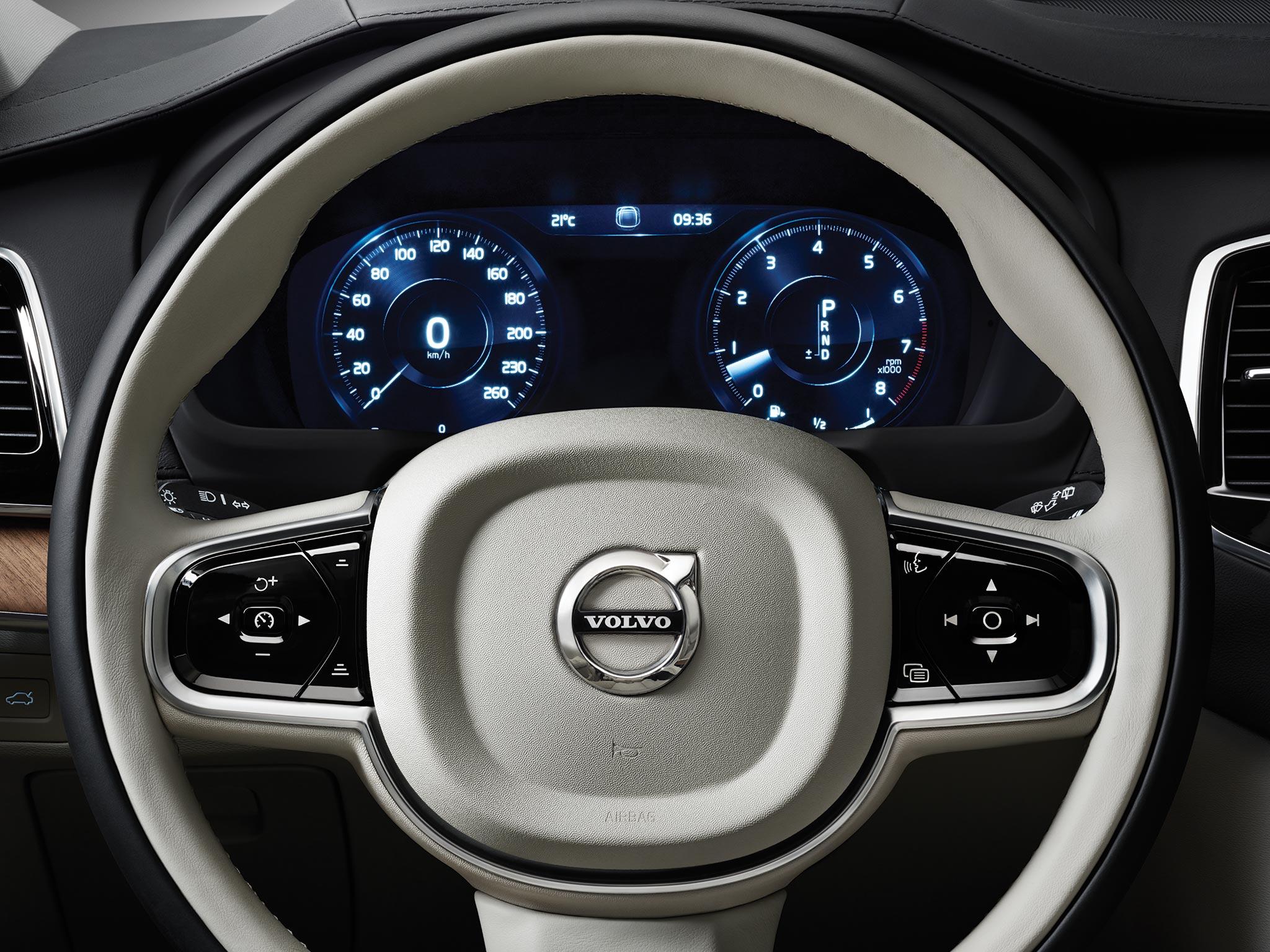 Volvo ХС90