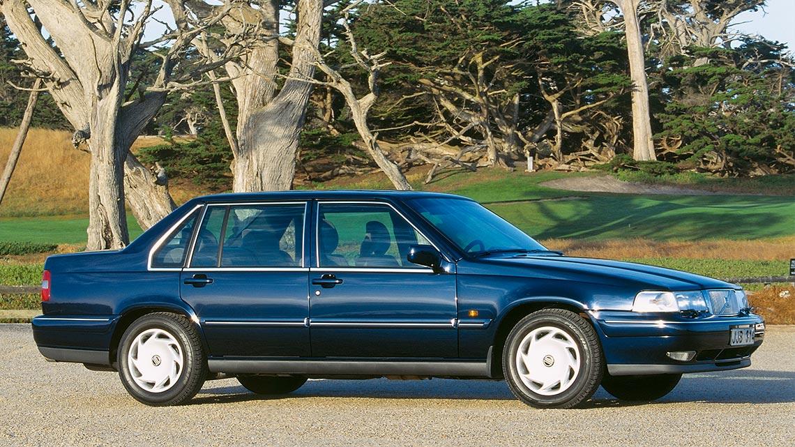 Volvo Heritage Cars | Volvo Cars UK