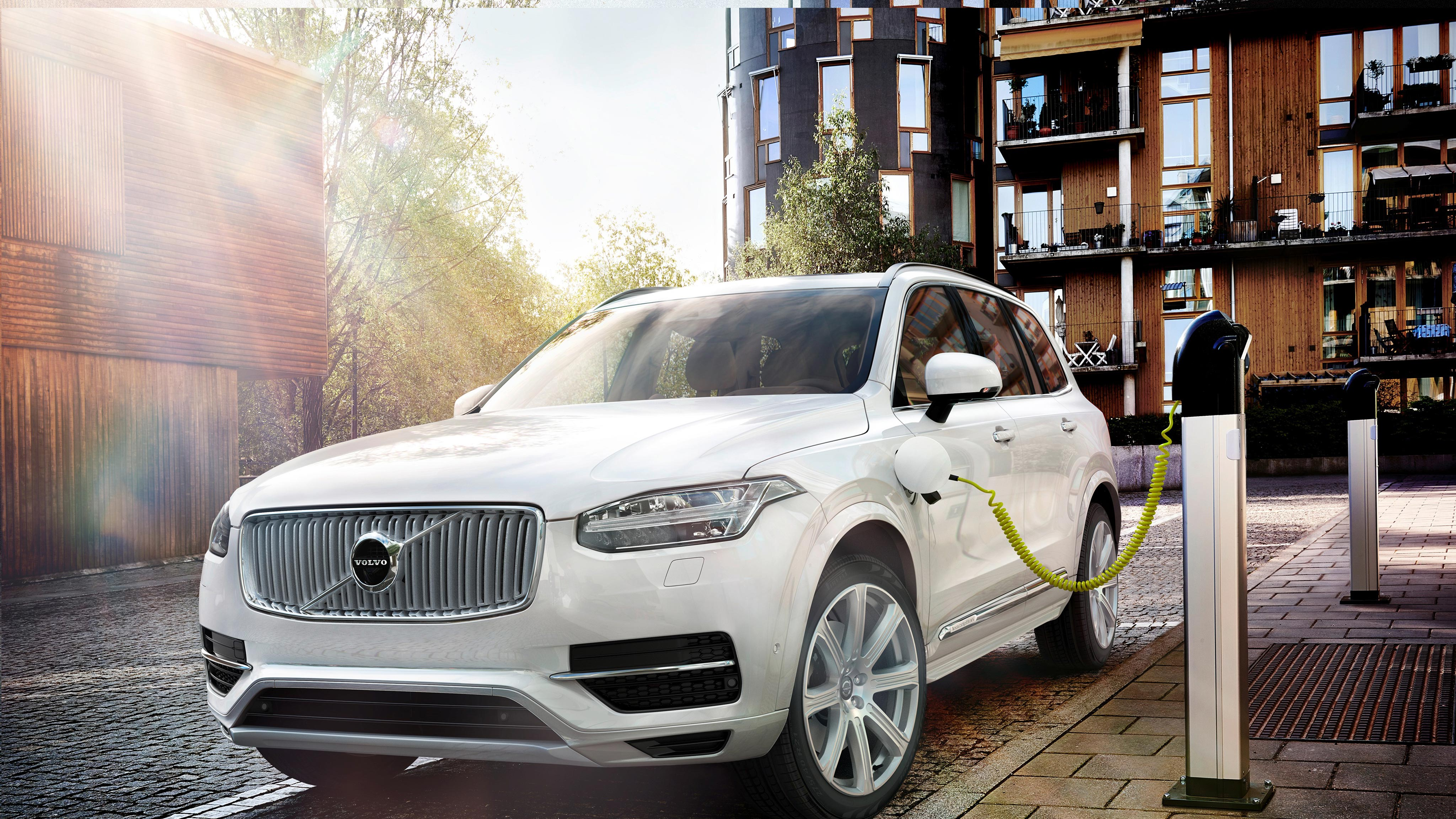 Plug-in hybrid edition of Volvo XC90