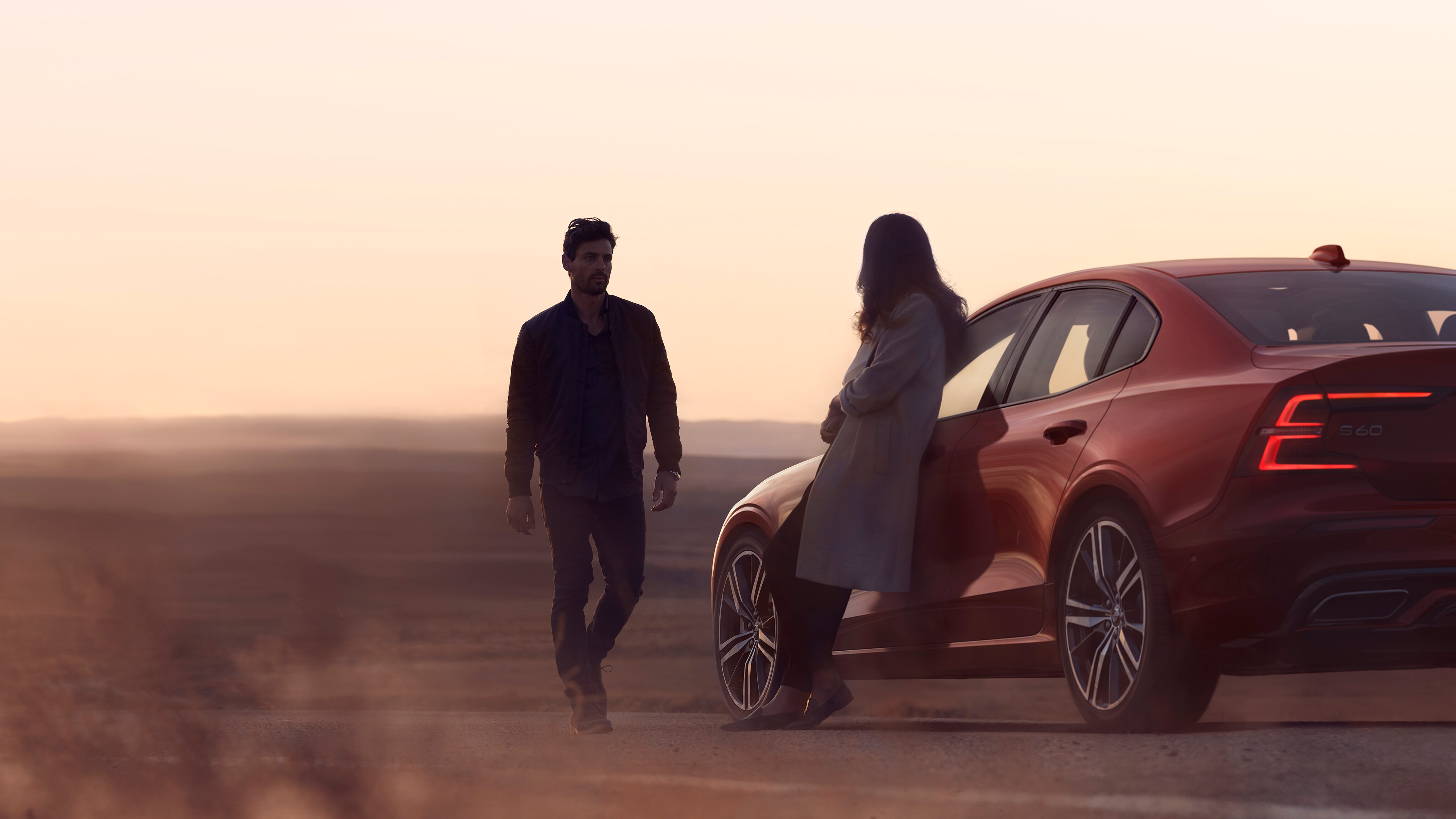 The New Volvo S60   Sports Saloon   2019   Volvo Cars UK