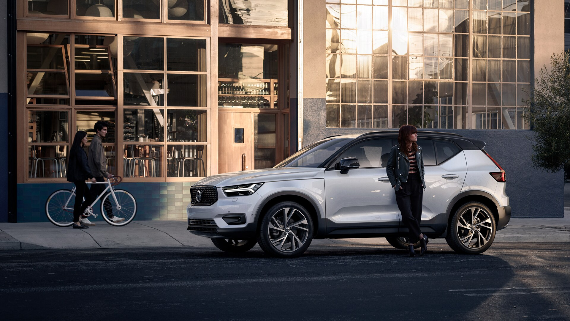 xc40 compact suv | what car? of the year 2018 winner | volvo cars