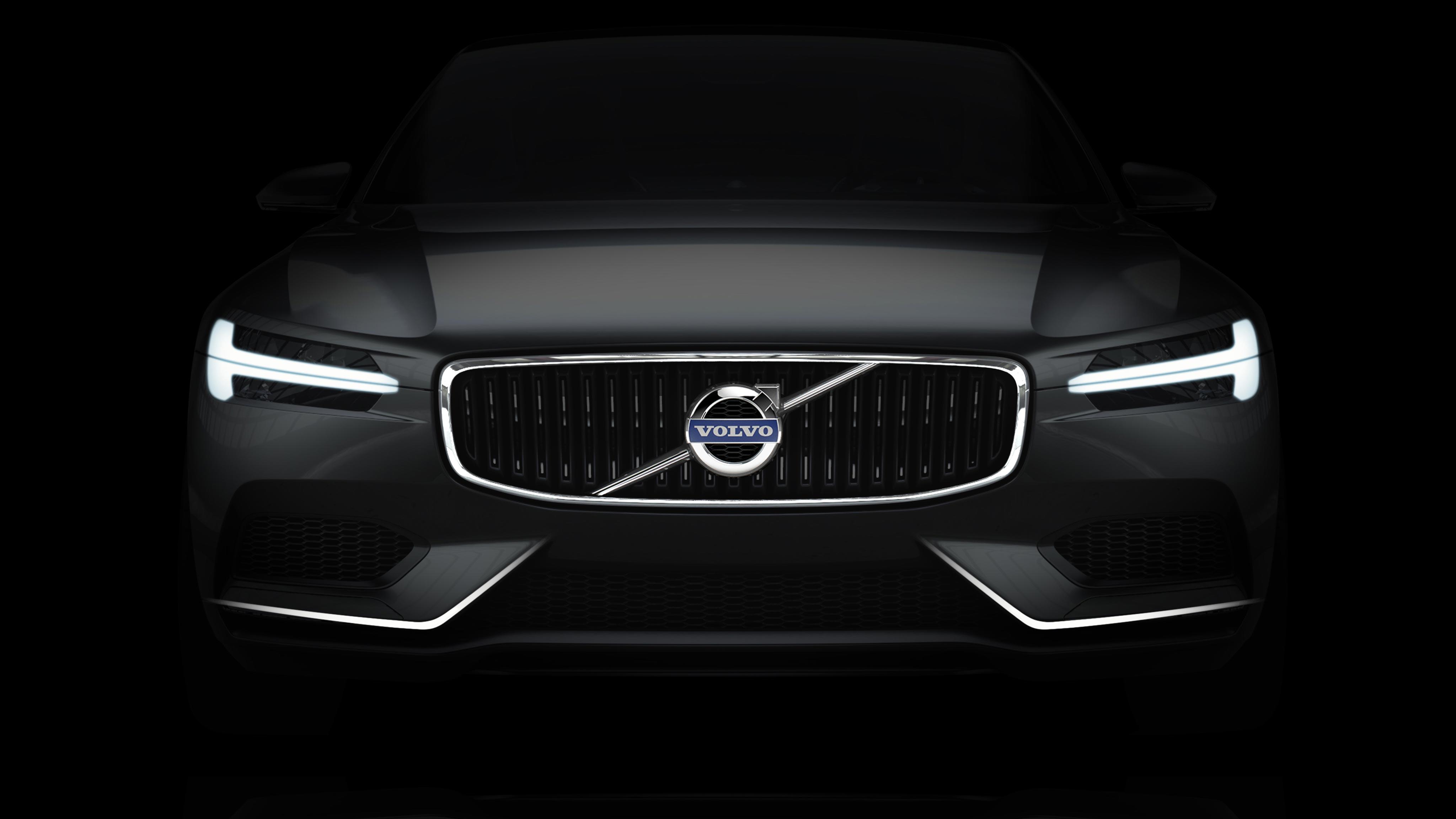 Concept Coupe Volvo Car Usa