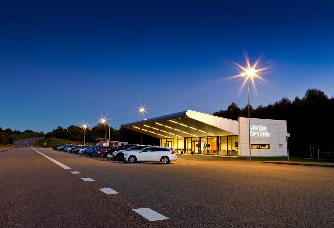 Volvo Experience Center In Gothenburg Volvo Car Usa