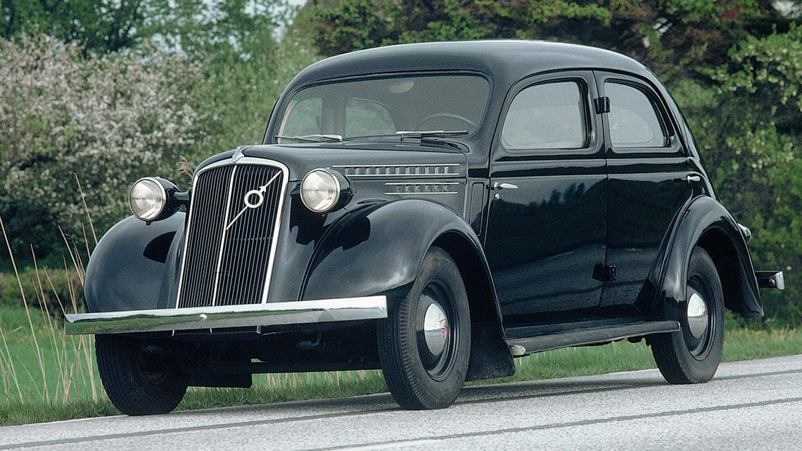 Volvo Heritage - Models from 1927 to Present | Volvo Car USA