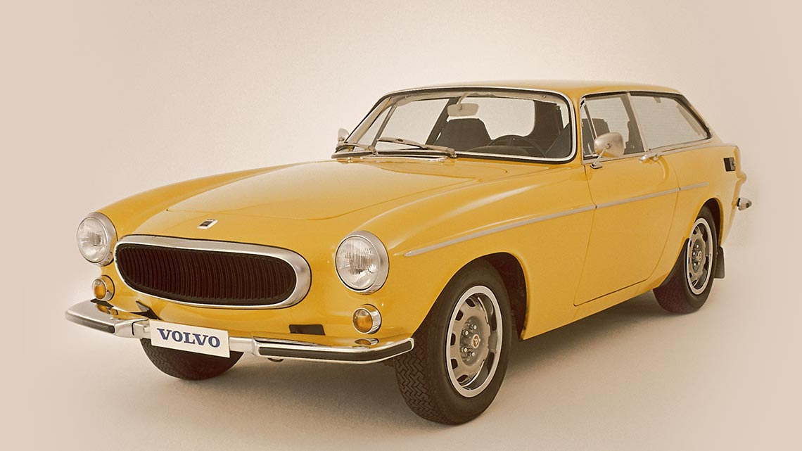 Volvo Heritage Models From 1927 To Present Volvo Car Usa