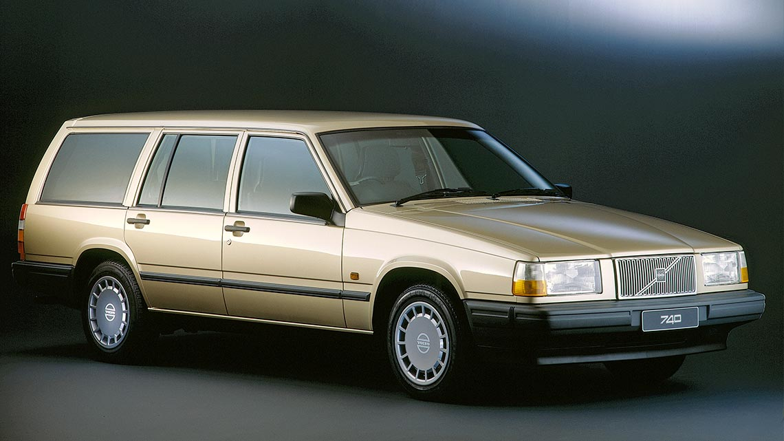 Volvo Estate Thumb on 1996 Volvo 850 Turbo Wagon