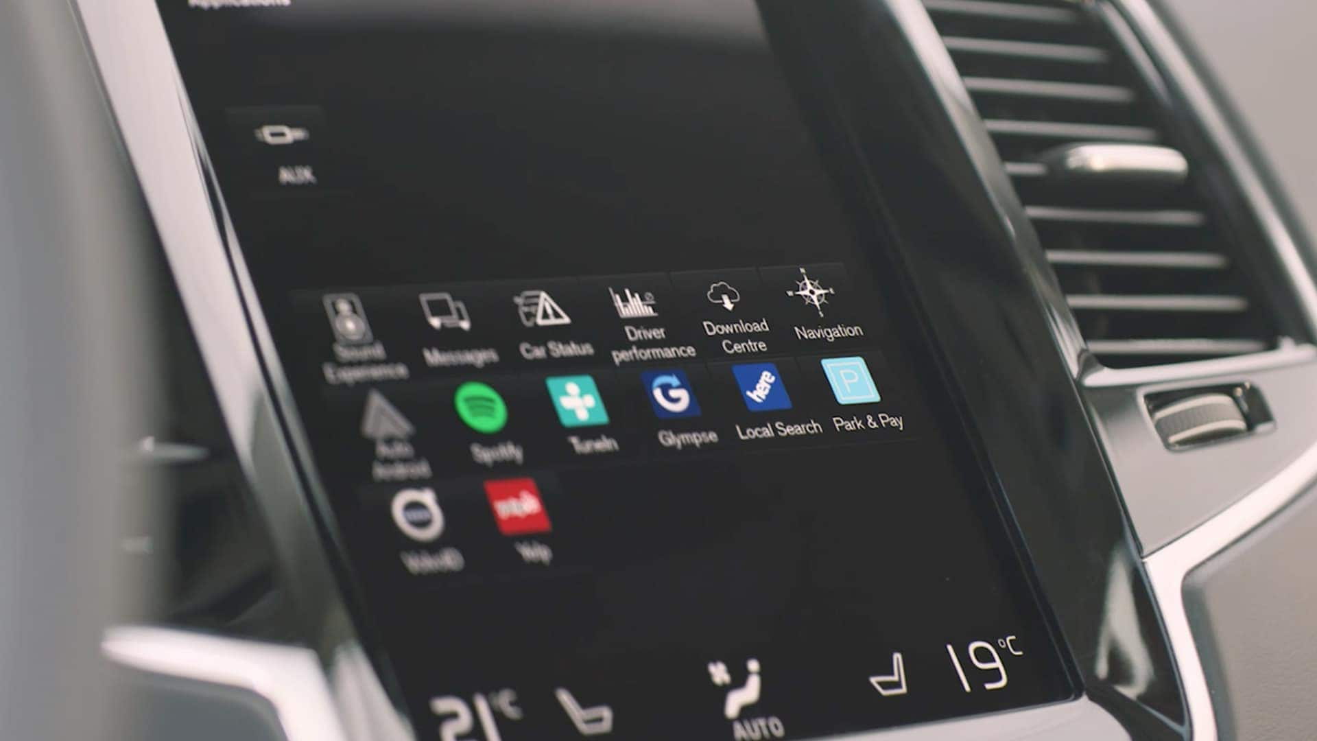 Android Auto | Volvo Car USA