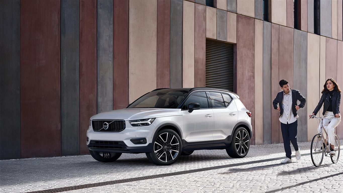 2020 Xc40 Accessories Volvo Car Usa