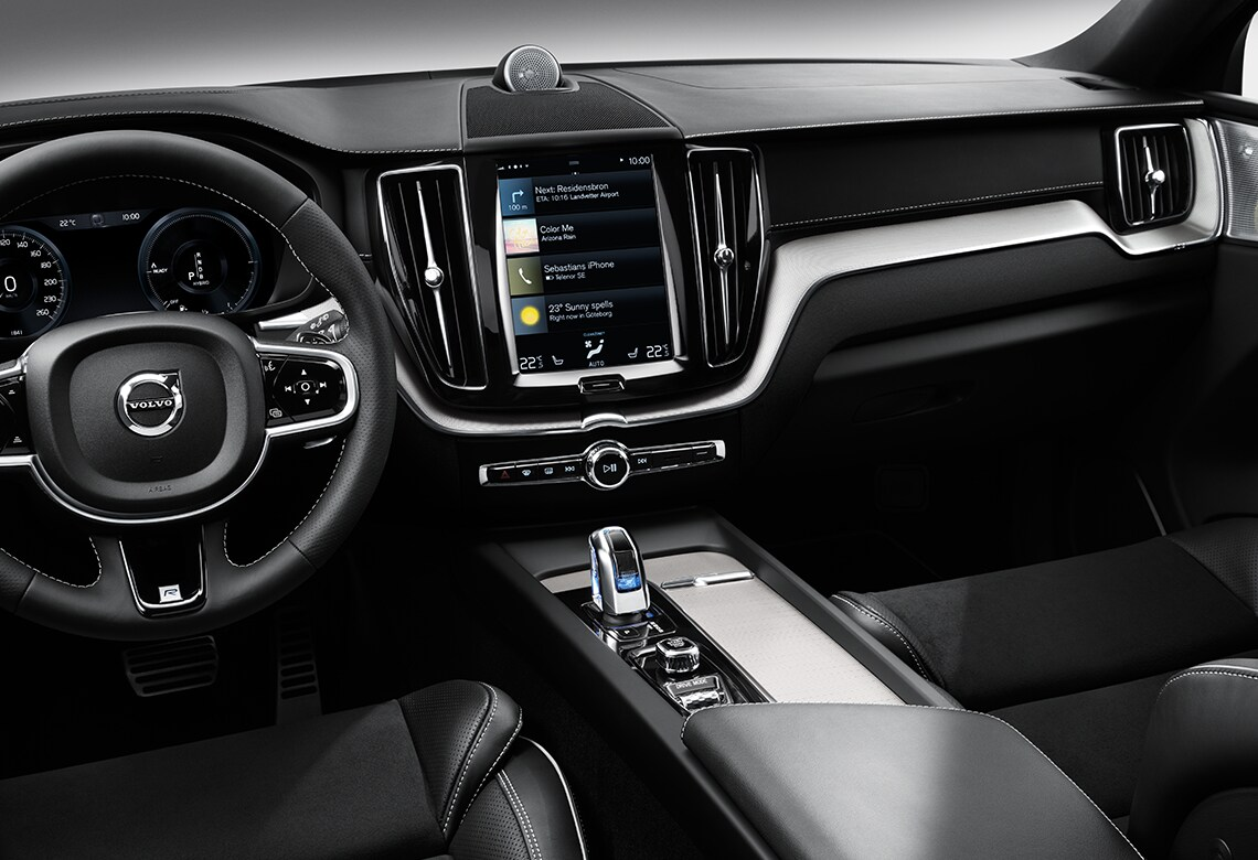 2020 Xc60 Performance Suv Volvo Car Usa