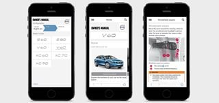 Volvo Mobile Manuals