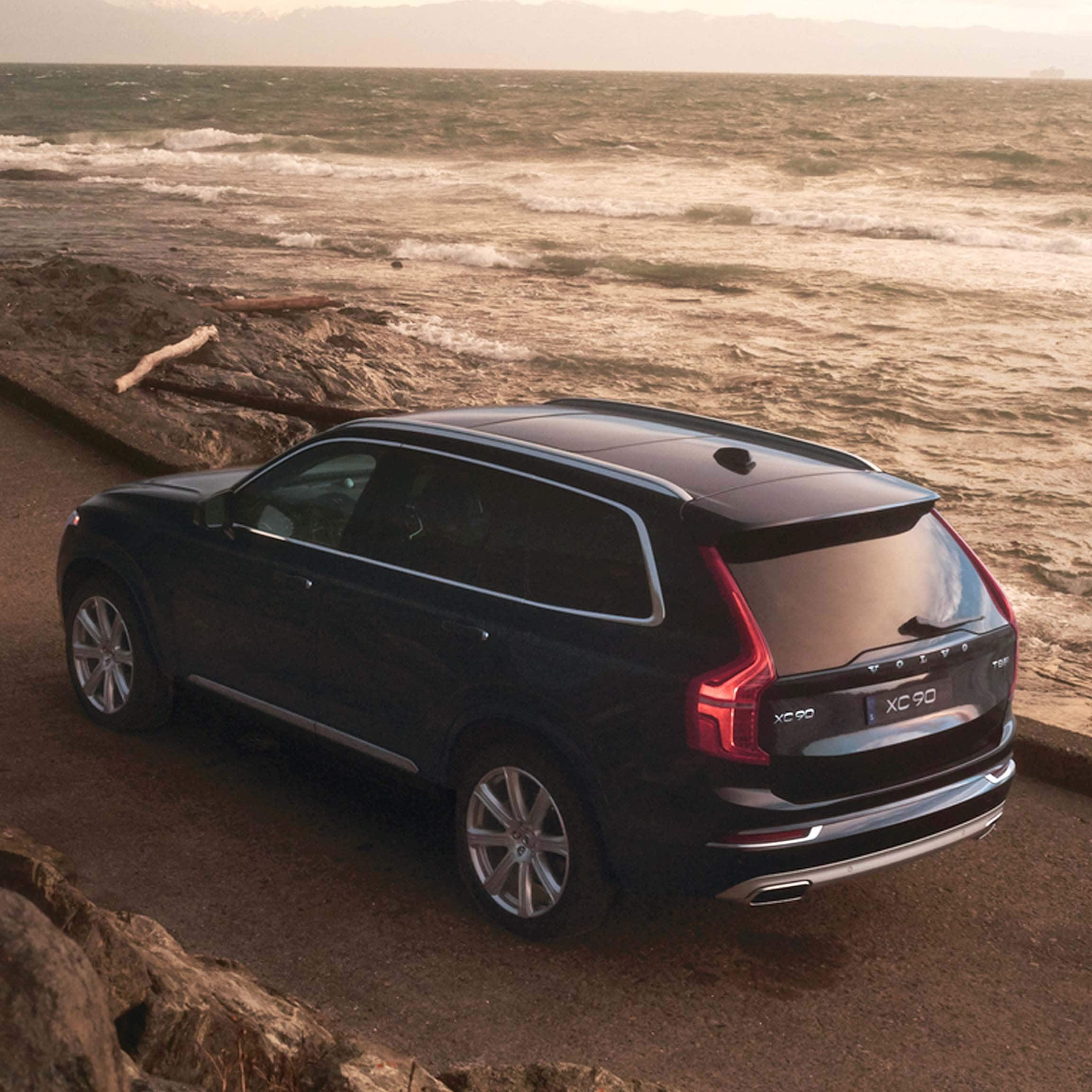 Volvo Xc Luxury Suv Brochure V