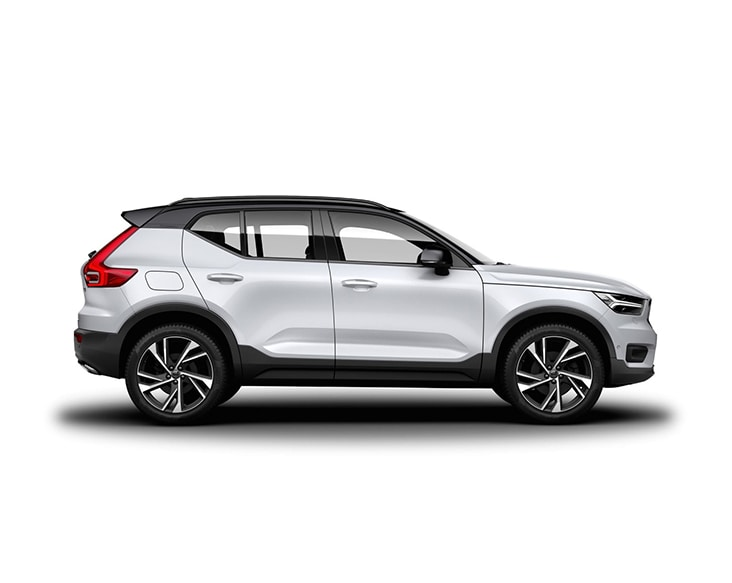 Subscribe to the new XC40 with Care by Volvo