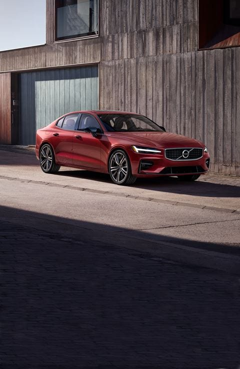 2020 S60 Luxury Sport Sedan | Volvo Car USA