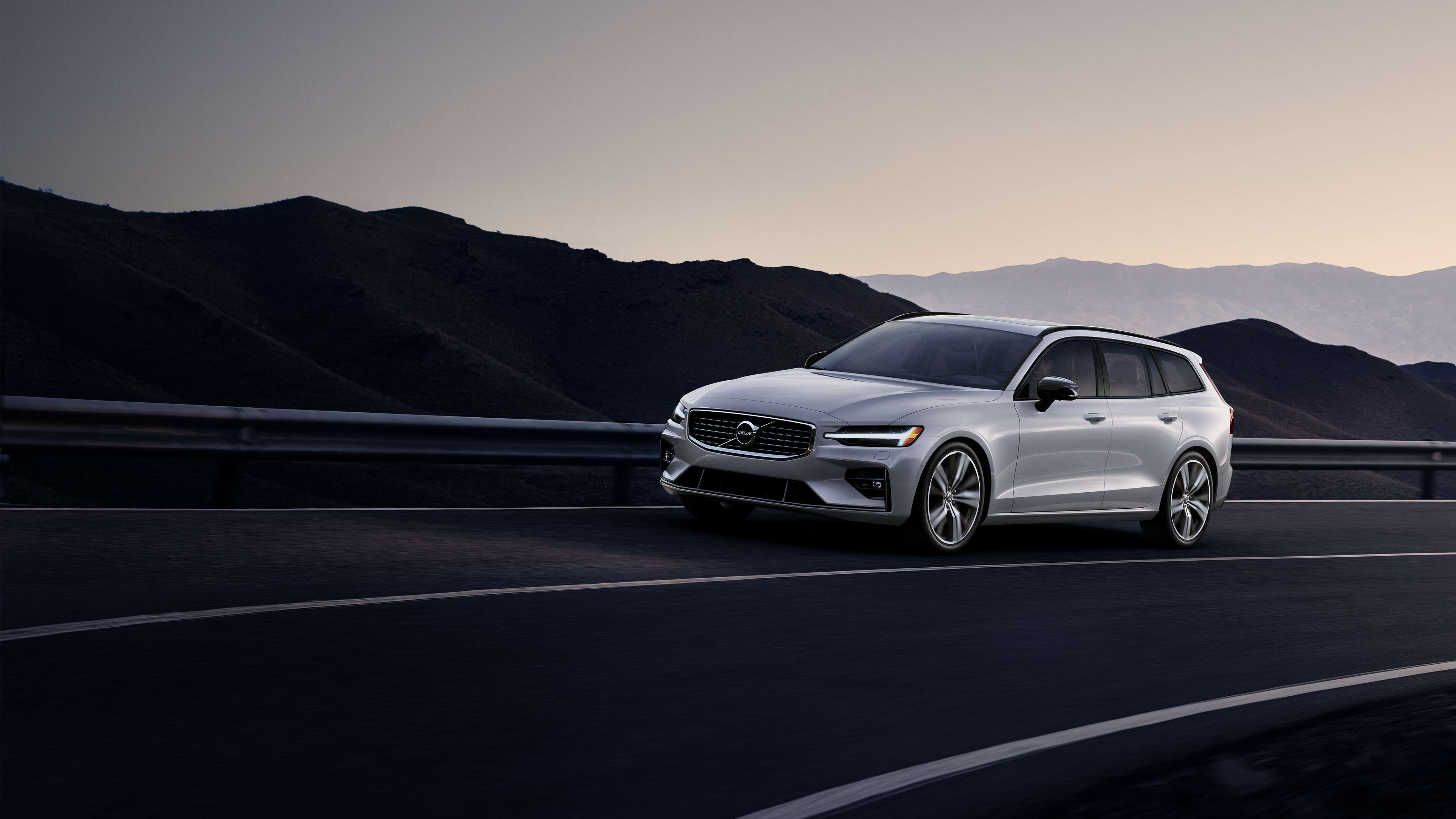 2020 V60 Wagon Volvo Car Usa
