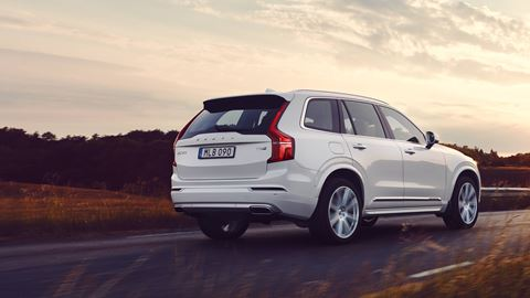 Volvo XC90 Consumer Guide best buy