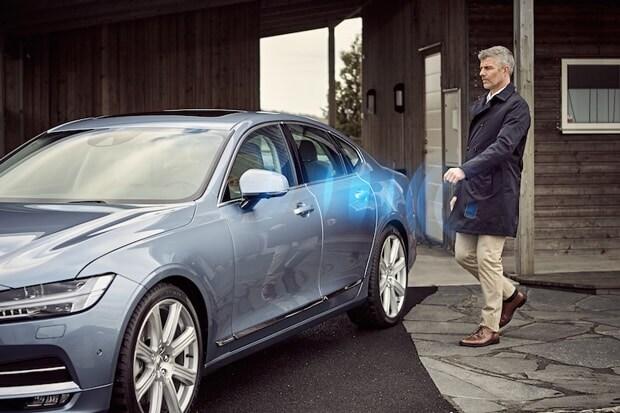 沃尔沃将推出无钥匙的汽车