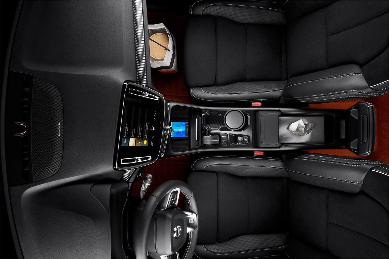 米兰80小时沃尔沃首款紧凑型豪华SUV全新XC40米兰全球首秀