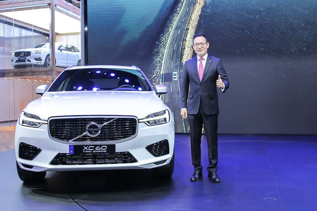路·见不凡沃尔沃全新XC60广州车展开启预售