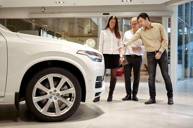 沃尔沃汽车携手瑞典家庭正式开展全球首个真人自动驾驶测试项目