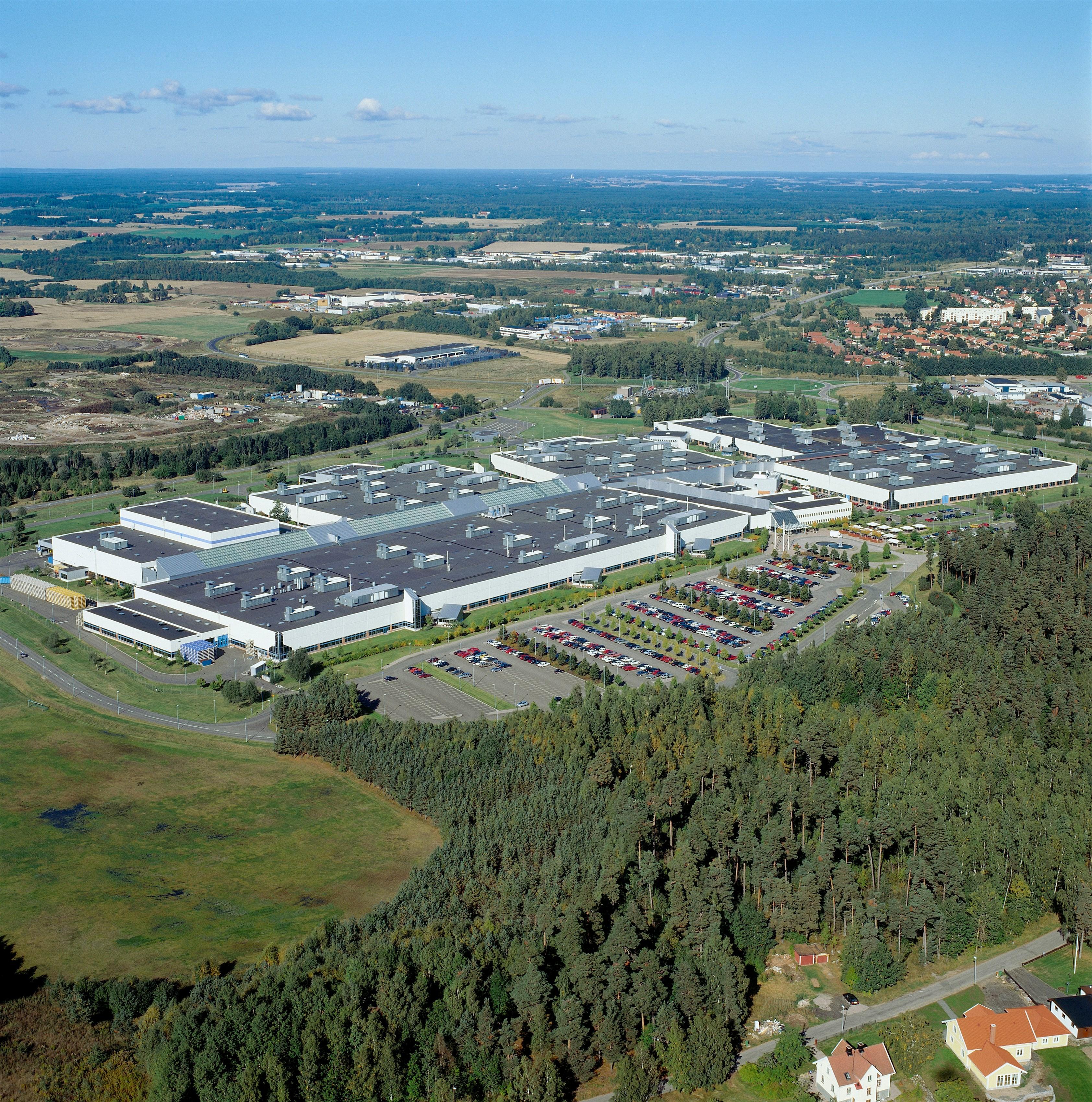 瑞典发动机厂成沃尔沃汽车首个气候零负荷生产基地