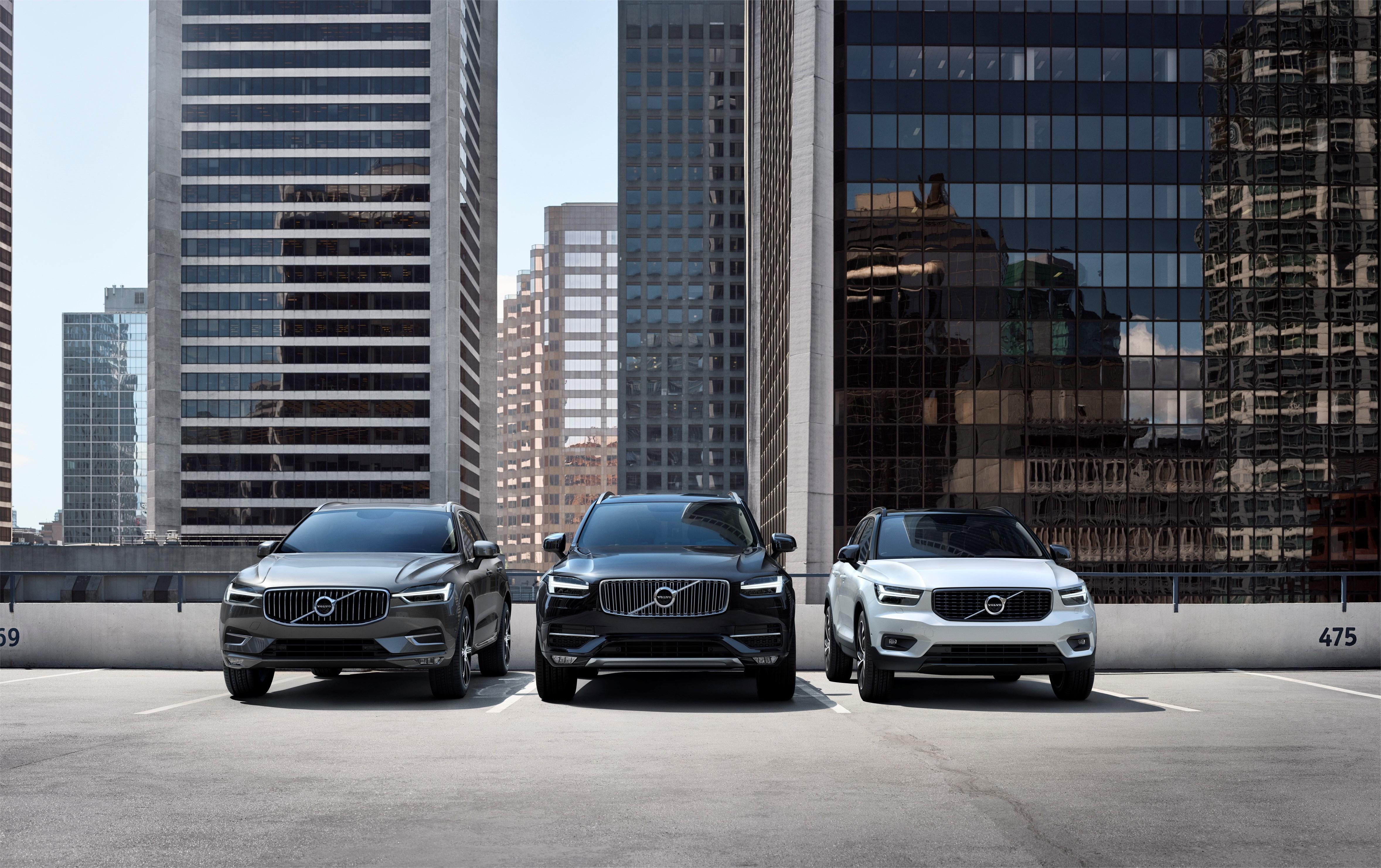沃尔沃汽车集团公布2017年财报全年营业利润达141亿瑞典克朗