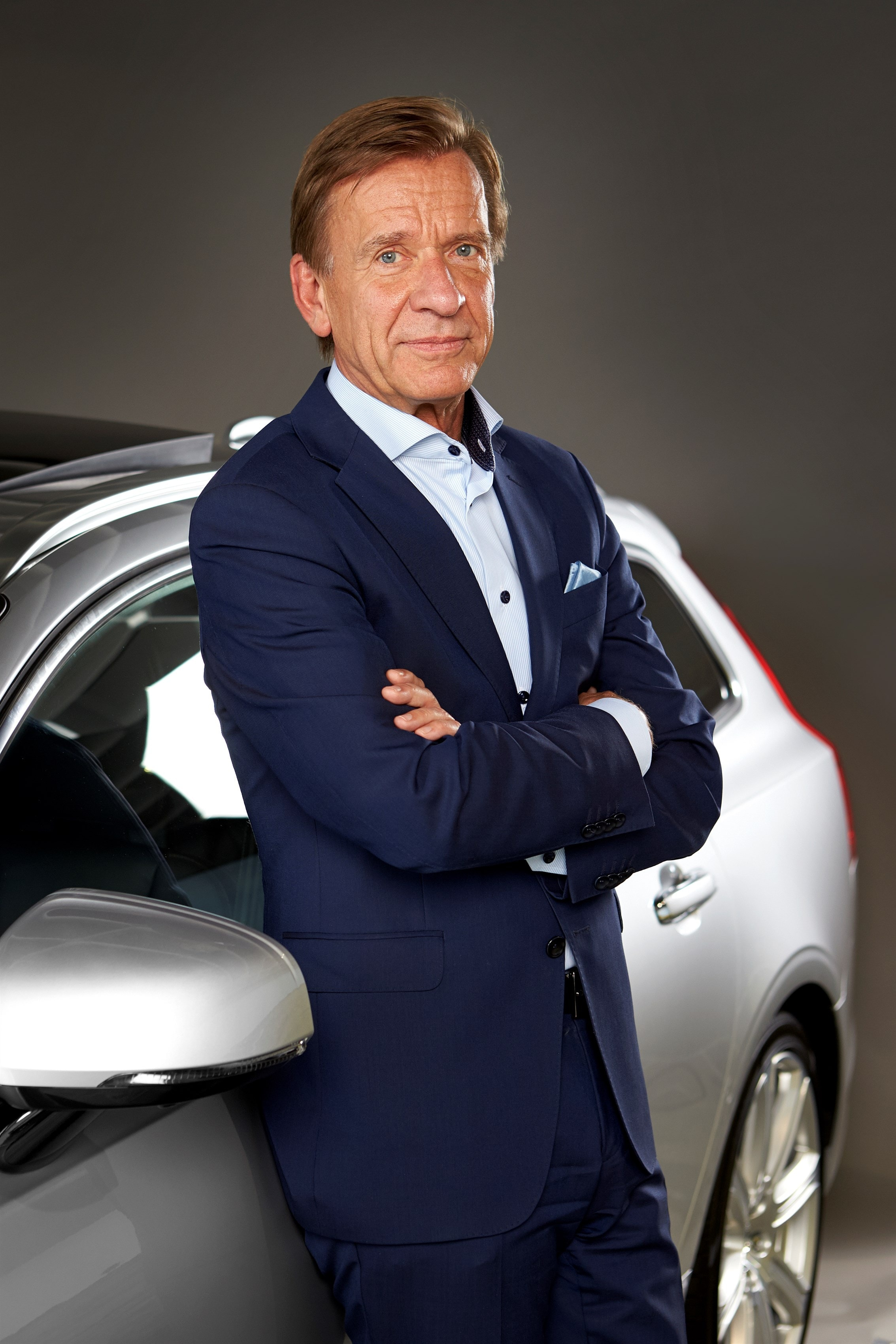 沃尔沃汽车集团首席执行官汉肯·塞缪尔森荣膺2018世界汽车年度人物