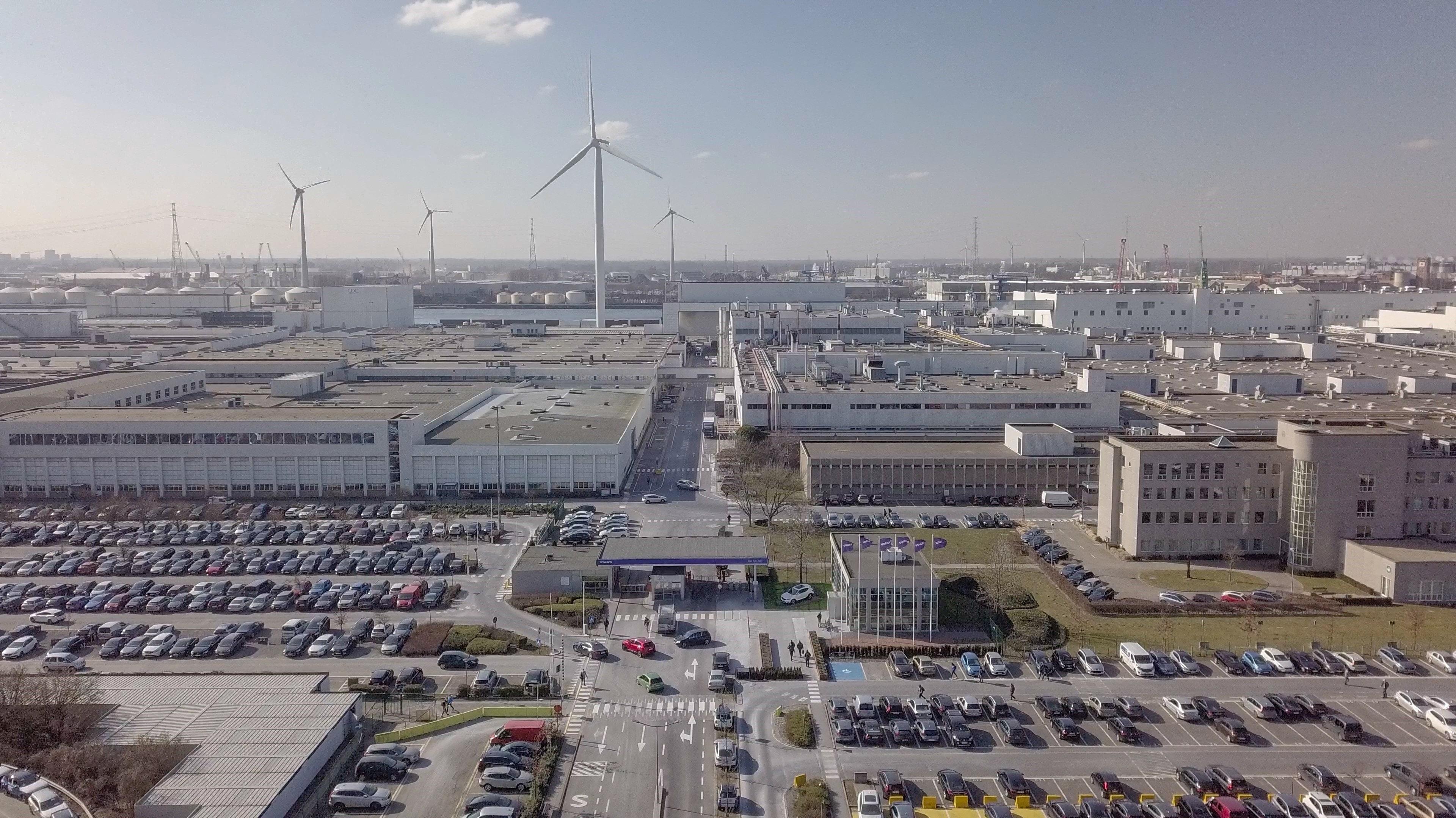 沃尔沃汽车宣布2019年在比利时根特工厂生产领克汽车