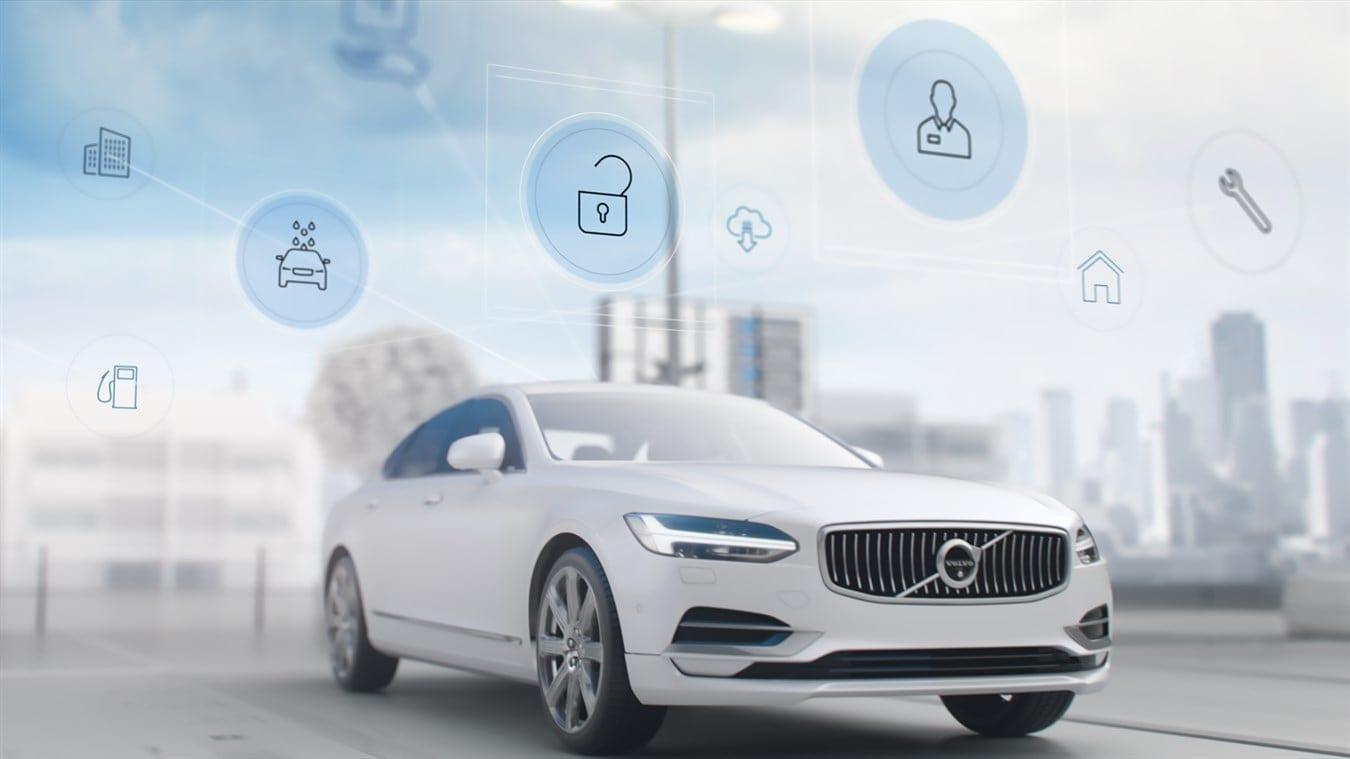 与天猫精灵实现云端对接沃尔沃汽车携手阿里巴巴打造汽车智能互联生态系统