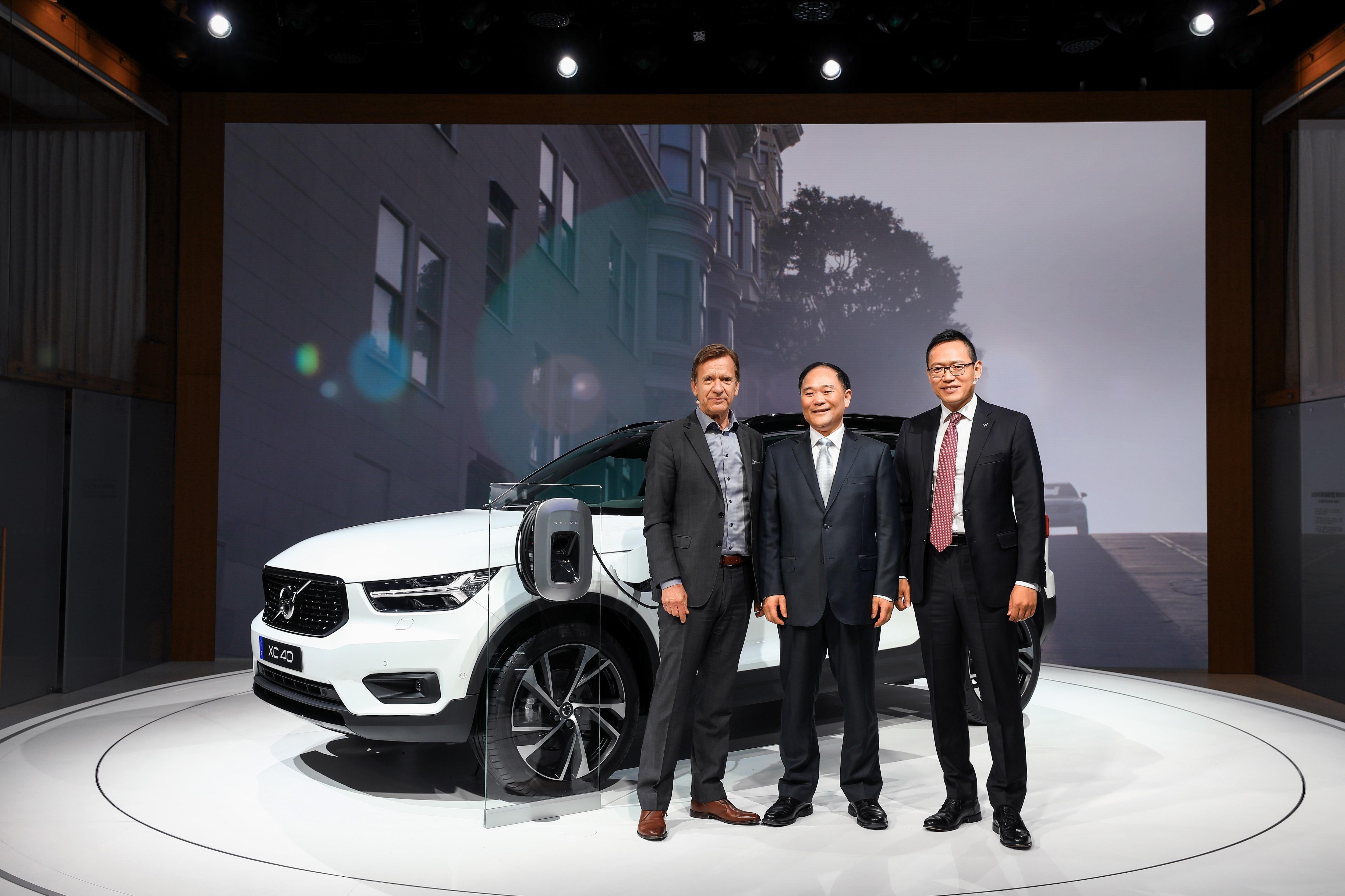 到2025年纯电动汽车占销量50%——沃尔沃汽车北京车展深化全面电气化承诺