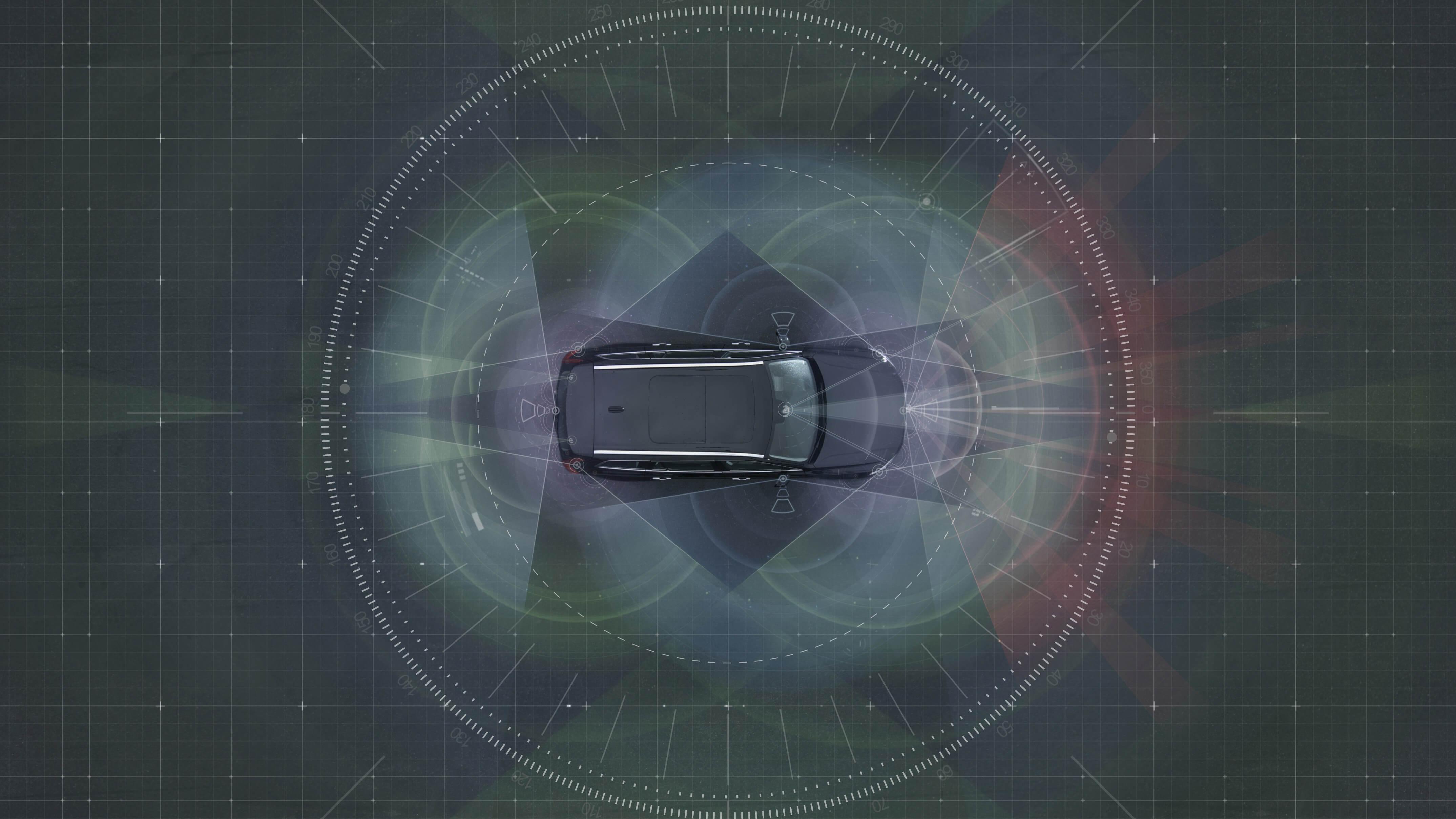 沃尔沃汽车科技基金投资美国加州汽车传感器制造商Luminar