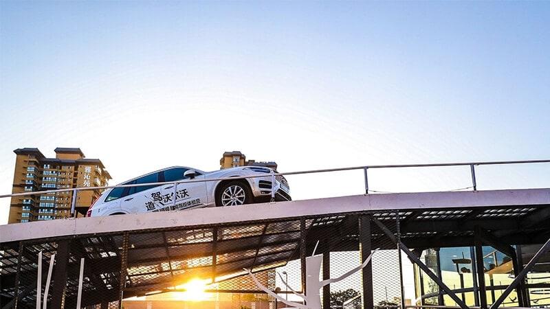 沃尔沃驾道登陆西安2018沃尔沃智能驾控体验营圆满落幕