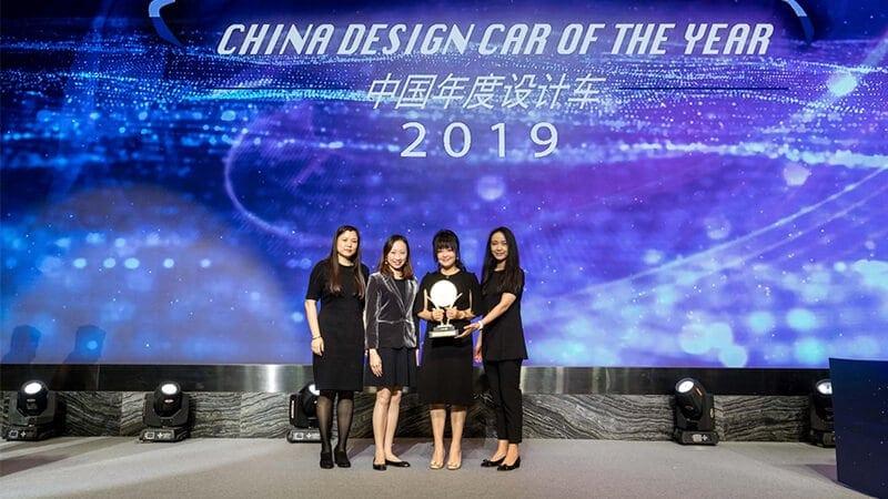 沃尔沃全新XC40荣膺2019中国年度设计车