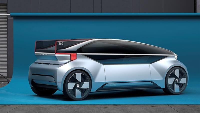 沃尔沃汽车360c获《INTERIORDESIGN》2018年度汽车创新奖