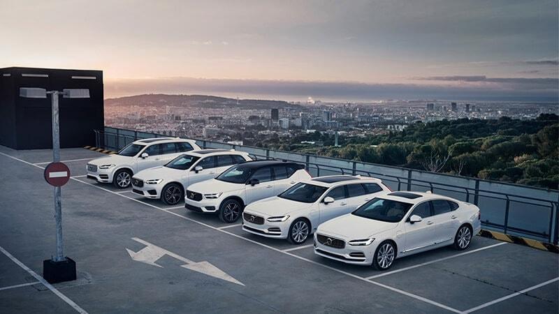 突破60万辆销量里程碑,2018年沃尔沃汽车再创全球销量历史新高