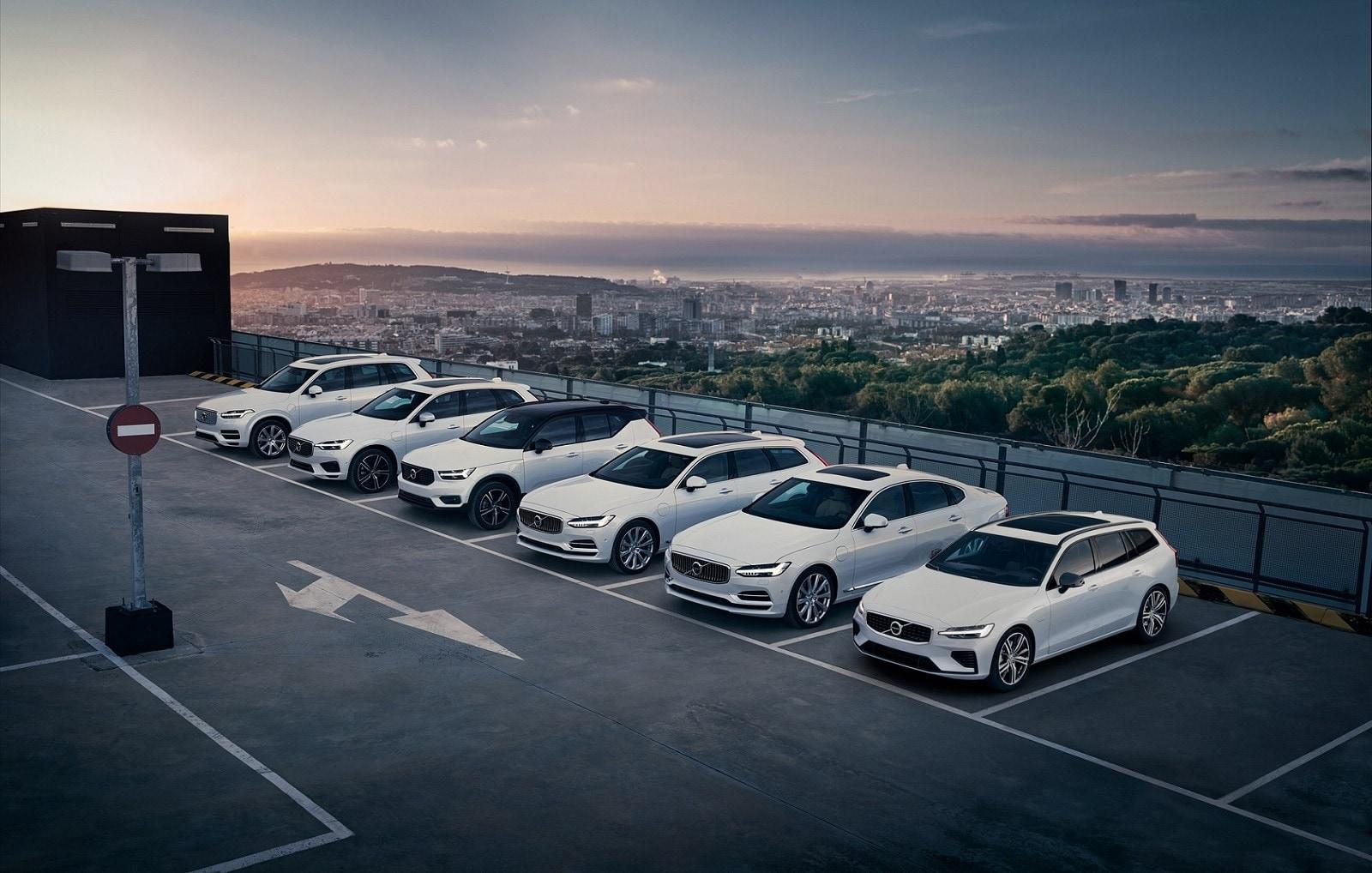 稳步攀升再显实力沃尔沃汽车中国市场5月销量同比增长17.4%