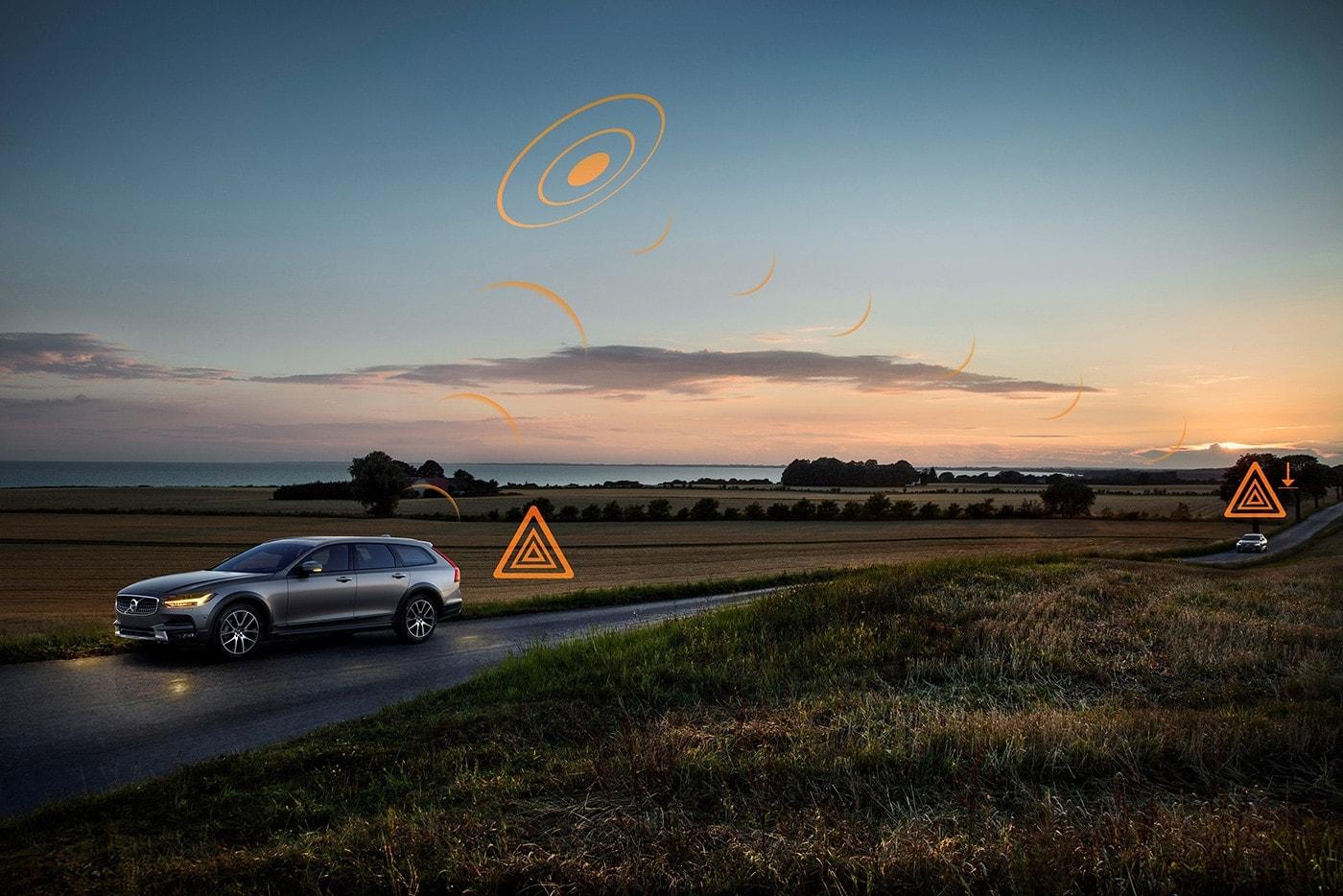 沃尔沃汽车加入欧洲道路安全数据共享试点项目