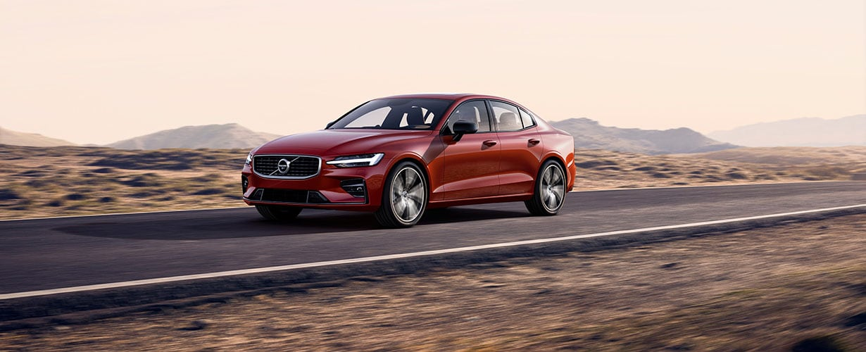 US-Built S60 is first-ever Volvo with no diesel option